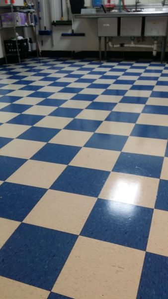 Floor cleaning in Roca NE by CleanLinc Cleaning Services, Inc