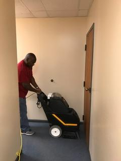 Commercial carpet cleaning in Eagle NE by CleanLinc Cleaning Services, Inc